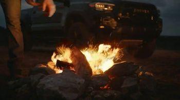 Toyota TV Spot, 'Camping' [T2] - Thumbnail 7