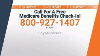 Medicare Benefits Review TV Spot, 'Special Update: $144 Added Back' - Thumbnail 10