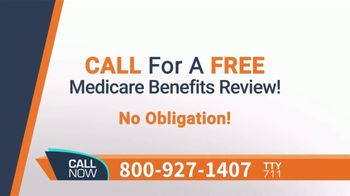 Medicare Benefits Review TV Spot, 'Special Update: $144 Added Back' - Thumbnail 2