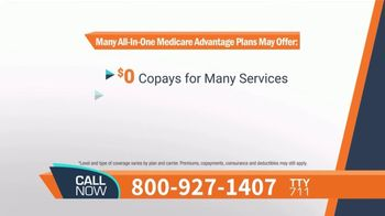 Medicare Benefits Review TV Spot, 'Special Update: $144 Added Back'