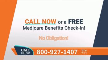 Medicare Benefits Review TV Spot, 'Special Update: $144 Added Back' - Thumbnail 7