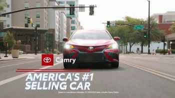 Toyota Run the Numbers Winter Event TV Spot, 'Start With Four: Camry' [T2] - Thumbnail 6
