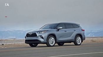Toyota Run the Numbers Winter Event TV Spot, 'Start With One: Highlander' [T2] - Thumbnail 2