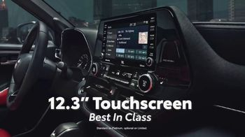 Toyota Run the Numbers Winter Event TV Spot, 'Start With One: Highlander' [T2] - Thumbnail 5