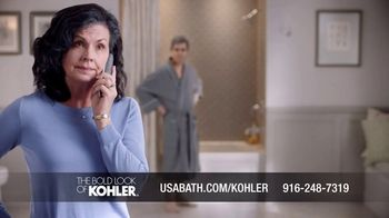 Kohler December Event TV Spot, 'Happy to Help: $1,000 off Walk-In Bath' - Thumbnail 4