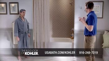 Kohler December Event TV Spot, 'Happy to Help: $1,000 off Walk-In Bath' - Thumbnail 5