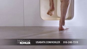 Kohler December Event TV Spot, 'Happy to Help: $1,000 off Walk-In Bath' - Thumbnail 6