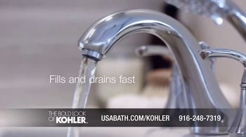 Kohler December Event TV Spot, 'Happy to Help: $1,000 off Walk-In Bath' - Thumbnail 7