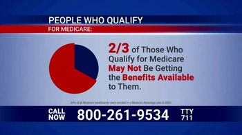 MedicareAdvantage.com TV Spot, 'Special Update: Two-Thirds of Americans' - Thumbnail 2