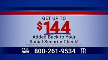 MedicareAdvantage.com TV Spot, 'Special Update: Two-Thirds of Americans' - Thumbnail 8