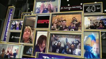Postmates TV Spot, 'NFL Super Wild Card Weekend: Fan Feeds' - Thumbnail 10