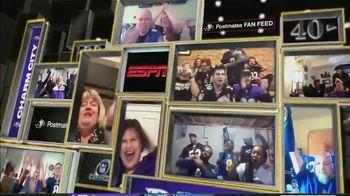 Postmates TV Spot, 'NFL Super Wild Card Weekend: Fan Feeds' - Thumbnail 4