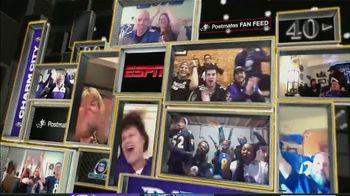 Postmates TV Spot, 'NFL Super Wild Card Weekend: Fan Feeds' - Thumbnail 6