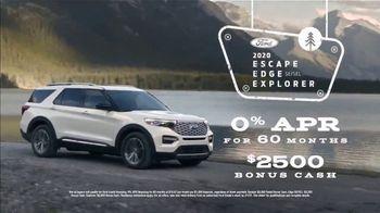 Ford TV Spot, 'Spirit of the Brave' [T2] - Thumbnail 9