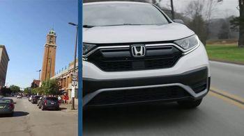 2021 Honda CR-V TV Spot, 'Proud: CR-V'  Song by Francesco D'Andrea [T2] - Thumbnail 1