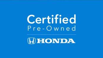 Honda Certified Pre-Owned TV Spot, 'Honda Has' [T1] - Thumbnail 2