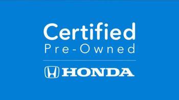 Honda Certified Pre-Owned TV Spot, 'Honda Has' [T1] - Thumbnail 3