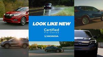 Honda Certified Pre-Owned TV Spot, 'Honda Has' [T1] - Thumbnail 4
