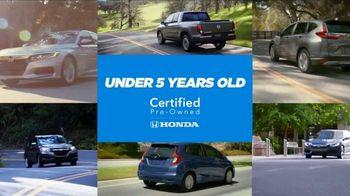 Honda Certified Pre-Owned TV Spot, 'Honda Has' [T1] - Thumbnail 8