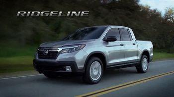 Honda TV Spot, 'For the First Time' [T2] - Thumbnail 6