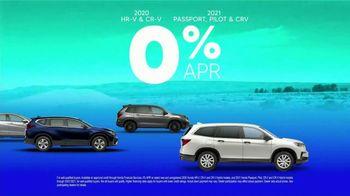 Honda TV Spot, 'Rolling in the New Year: SUVs' [T2] - Thumbnail 3