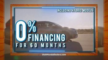 Honda CR-V Sales Event TV Spot, 'For the First Time Ever' [T2] - Thumbnail 5