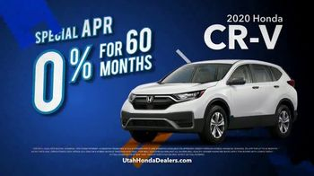Honda CR-V Sales Event TV Spot, 'For the First Time Ever' [T2] - Thumbnail 7
