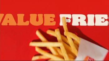 Burger King $1 Your Way Menu TV Spot, 'All You Need' Song by Aloe Blacc - Thumbnail 5