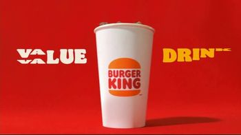 Burger King $1 Your Way Menu TV Spot, 'All You Need' Song by Aloe Blacc - Thumbnail 7