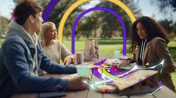 Taco Bell Loaded Nacho Taco TV Spot, 'Add Some Flavor'