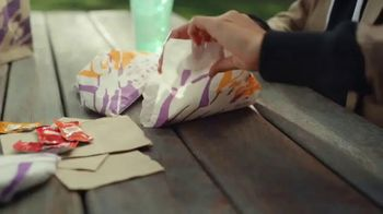 Taco Bell Loaded Nacho Taco TV Spot, 'Add Some Flavor' - Thumbnail 1