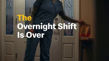 McDonald's Buy One, Get One for $1 TV Spot, 'The Overnight Shift Is Over Meal' - Thumbnail 4