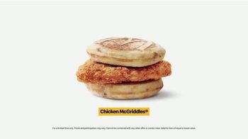 McDonald's Buy One, Get One for $1 TV Spot, 'The Overnight Shift Is Over Meal' - Thumbnail 6