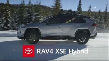 Toyota Run the Numbers Winter Event TV Spot, 'Start With Three: RAV4' [T2] - Thumbnail 5
