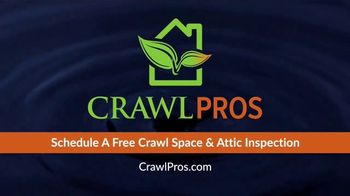 Crawl Pros TV Spot, 'Water in a Crawl Space' - Thumbnail 10
