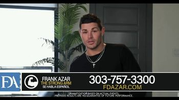 Franklin D. Azar & Associates, P.C. TV Spot, 'Ann and Sean'