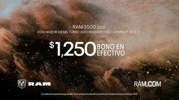 Ram Trucks TV Spot, 'Tres veces' canción de Foo Fighters [Spanish] [T2] - Thumbnail 10