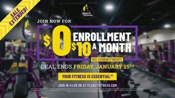 Planet Fitness TV Spot, 'Break Free: Extended: $0 Enrollment, $10 a Month' - Thumbnail 10