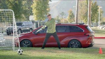 2021 Toyota Sienna TV Spot, 'Legendary Saver' [T2] - Thumbnail 1