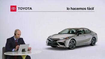 2021 Toyota Camry Hybrid TV Spot, 'Comentarista deportivo' [Spanish] [T2] - Thumbnail 1