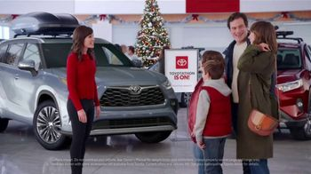 Toyota Toyotathon TV Spot, 'Back Home' [T2] - 120 commercial airings