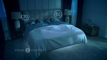 Sleep Number Lowest Prices of the Season TV Spot, 'Weekend Special: Queen for $899' - Thumbnail 2