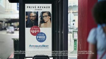 America's Best Contacts and Eyeglasses TV Spot, 'Selfie: Jamie and Hailee' - Thumbnail 7