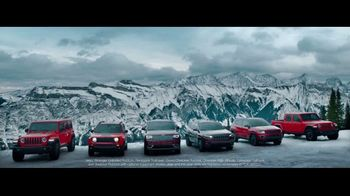 Jeep 4x4 Sales Event TV Spot, 'Easy Mountain' [T2]