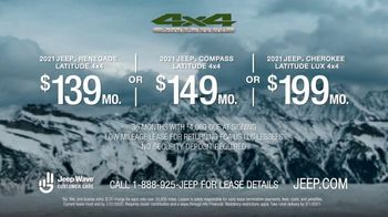 Jeep 4x4 Sales Event TV Spot, 'Easy Mountain' [T2] - Thumbnail 9