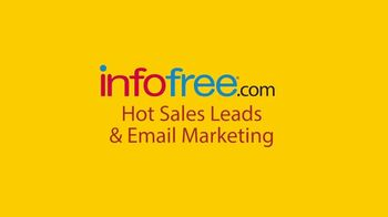 InfoFree.com TV Spot, 'Hot Sales Leads: Andrea and Tom'