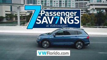 Volkswagen 7-Passenger Savings TV Spot, 'Special Pricing' [T2] - Thumbnail 10