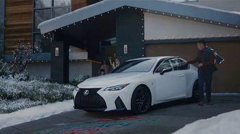 Lexus December to Remember Sales Event TV Spot, 'Driveway Moments: Graduation' [T2]