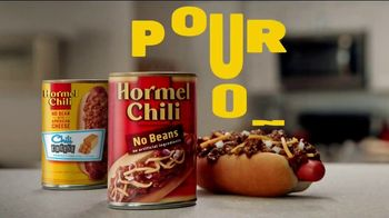Hormel Chili and Chili Cheese TV Spot, 'Recipe for an Exciting Evening: Family' - Thumbnail 6