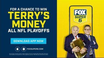 FOX Bet Super 6 App TV Spot, 'Pick Six: NFL Playoffs' - Thumbnail 4